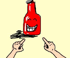It's a Sauce Face