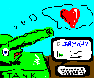 Will the tank ever find love?