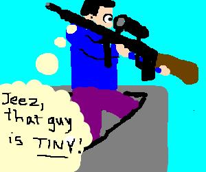 Bad Sniping Skills