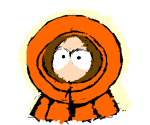 wuwuwuhhuwu ( Kenny from South Park)