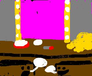 Chatty Drama Drawers