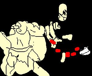 insects UFC: HerculesXLennon