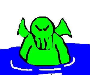 The Rise of Cthulhu!