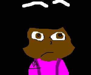 Dora the explorer is lost in Panama