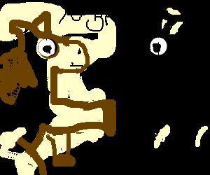 horses brofist
