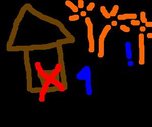 African Americans pleased that house has no door