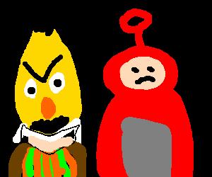 Bert hates po