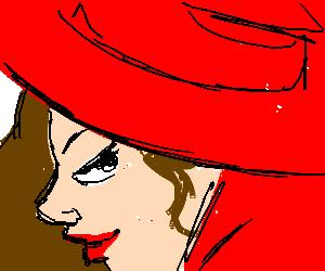 Where is Carmen Sandiego?