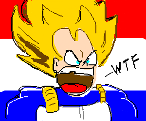Dutch Sayan is pissed off