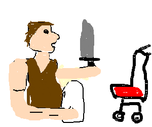 Gladiator VS Stroller of Death