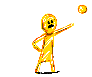 Golden Man has to go, his planet needs him
