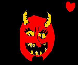 The Devil is a big fan of Metallica