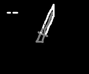 Enderman sword figth