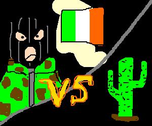 IRA vs Cactus.