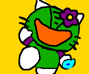 Master Chief IS Halo Kitty