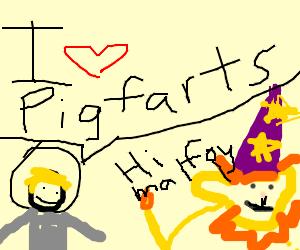 AVPM member professes love for PigFarts