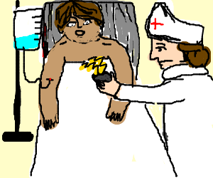 Nurse shoots patient with a taser