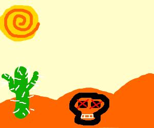 Dead In the Hot Sun