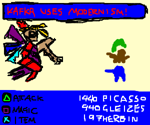 New Picasso RPG - Only on PSVita!