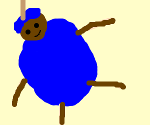 Blueberry from Fruit of the Loom team
