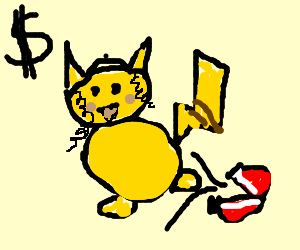 Jewish pikachu