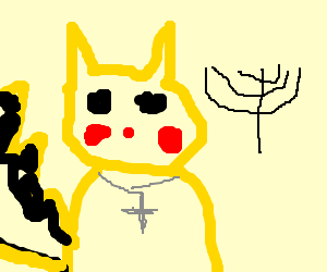 Religious Pokemon