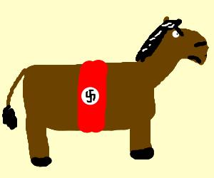 Nazi Horse