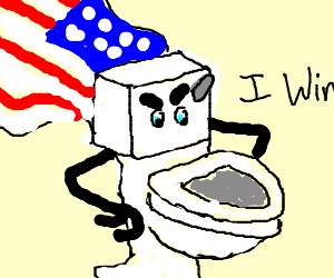 "American Hero ""Toilet"" succeeds again"