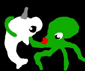 narwal octopus hentai