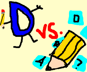 drawception vs. draw something