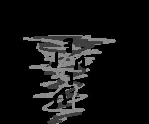 tornado of music