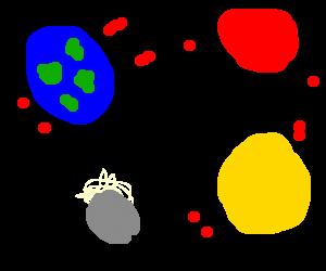 interplanetary awesome pinball
