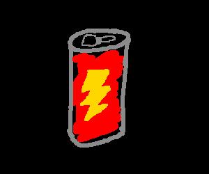 Radioactive Energy Drink