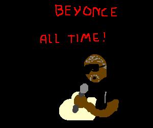 Kanye lets you finish