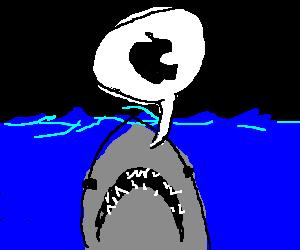 "jaws make ""mac"" sound"