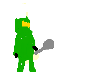 Master Chief becomes master chef