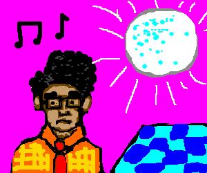 IT guy hates disco