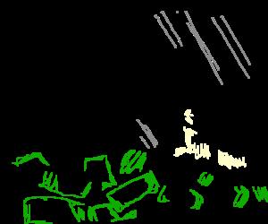 A Money Grabber