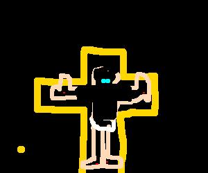 Jesus finds the Fonzie Jacket