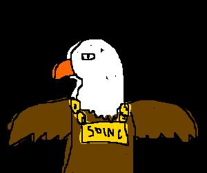 Soinc The Eagle