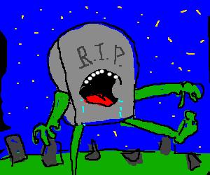 Zombie Lapide
