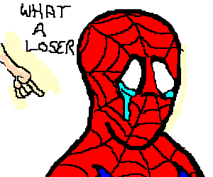 Spiderman gets bullied