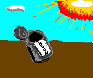 a can of 'boon' under the sun