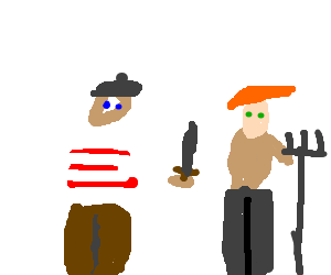 french man assassinates farmer