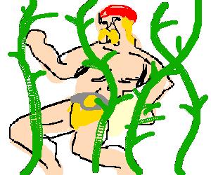 Hulkamania running wild