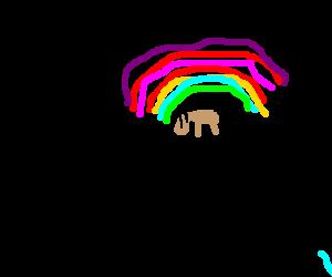 *Sigh* My Little Pony Rainbow Character