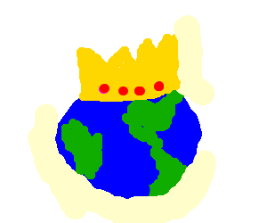 KING OF THE WORLD!