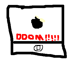 sharptoot ipad of DOOM!!!