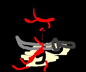 Ninja Suicide