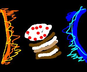 infinite cake loop